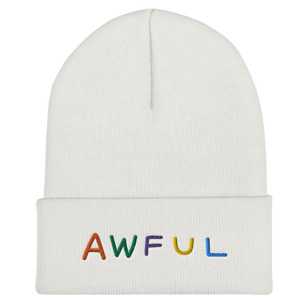 Awful 5-Colored Beanie