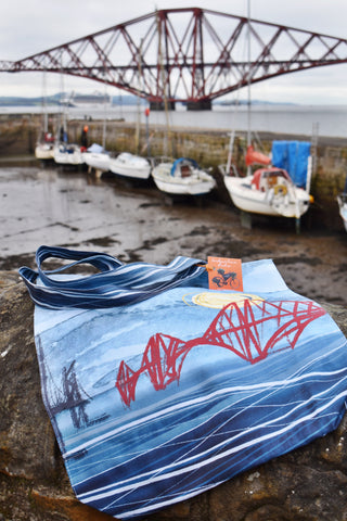Queensferry Tote Bag