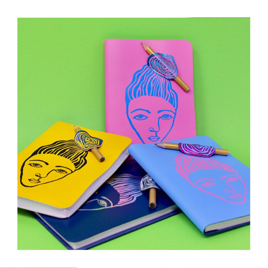 The Messy Bun Journals from ARK Colour Design