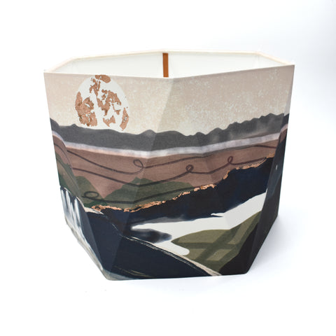 SKYE Hexagonal Lampshade
