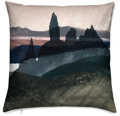 SKYE Double Sided Square Cushion