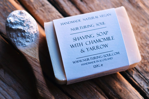 Unscented Shaving Bars