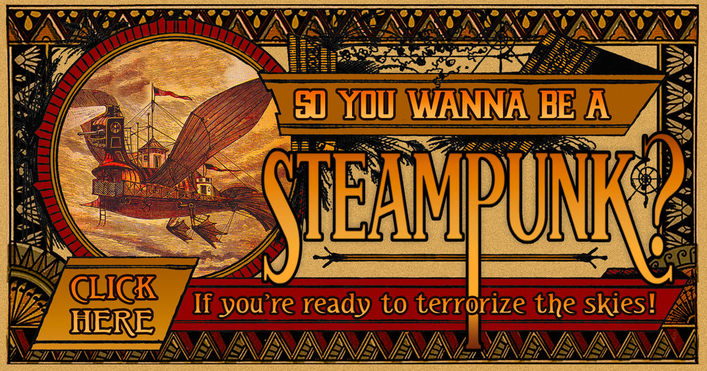 Steampunk Cosplay Tips