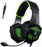 Sades Sa-807 Headphone (Green) (β)