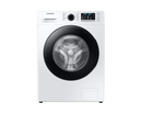 SAMSUNG -Front Loading Washer With Eco Bubble™, Hygiene Steam, Dit (8KG / White)