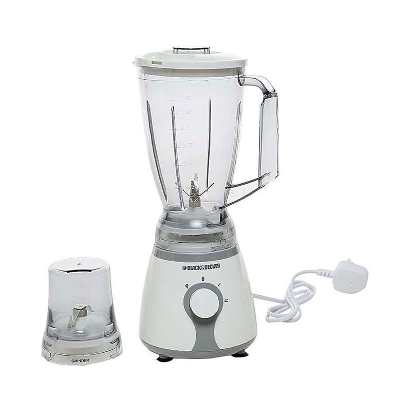 Black & Decker - Blender With Grinder (1.5 L - 300W) (β)