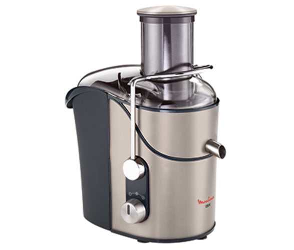 Moulinex - Juicer (1.25L -  1200W - 2Speed) + Free Lemon Juicer  - 0.6L  (β)