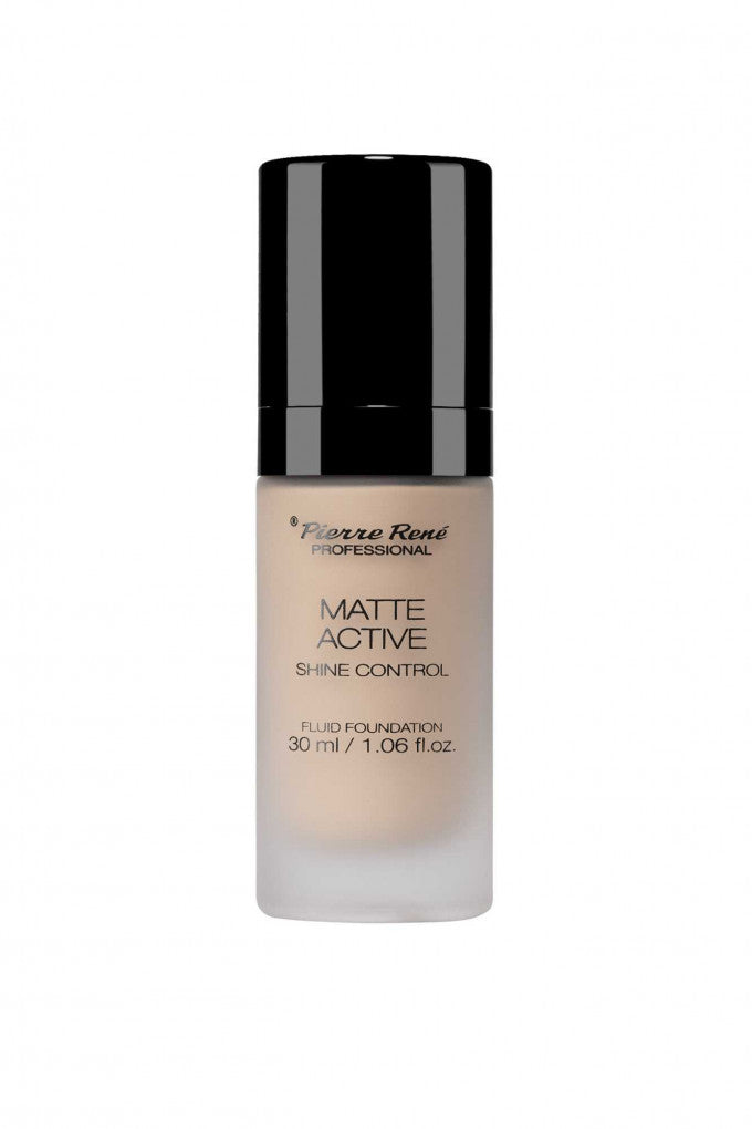 Pierrerene - Matte Active Fluid Foundation (β)