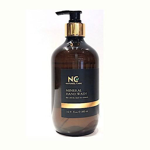 NC - Dead Sea Golden Mineral Hand Wash (500Ml)