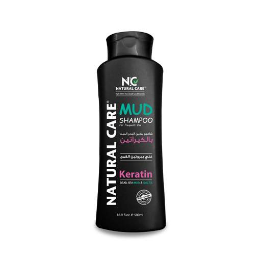 NC - Dead Sea Mud Shampoo For Frequent Use (500Ml)
