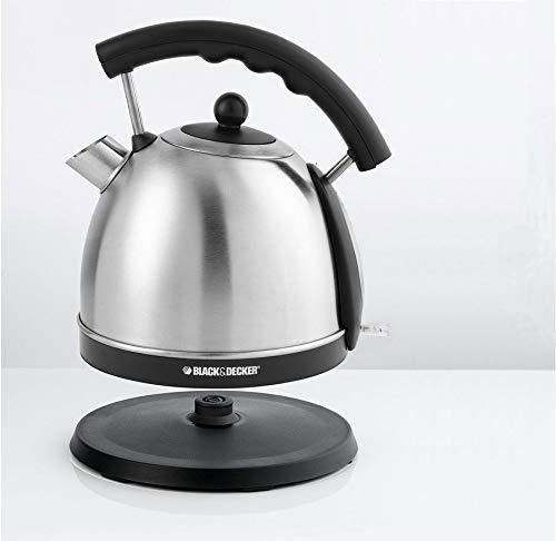 Black & Decker -  Stainless Steel Electric Kettle (β)