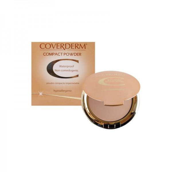 Coverderm - Compact Powder For Oily-Acneic Skin (10G) (β)