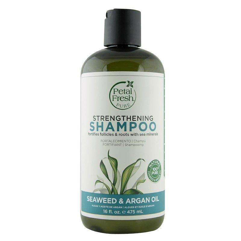 Petal Fresh - Strengthening Seaweed & Argan Oil Shampoo (475Ml) (β)