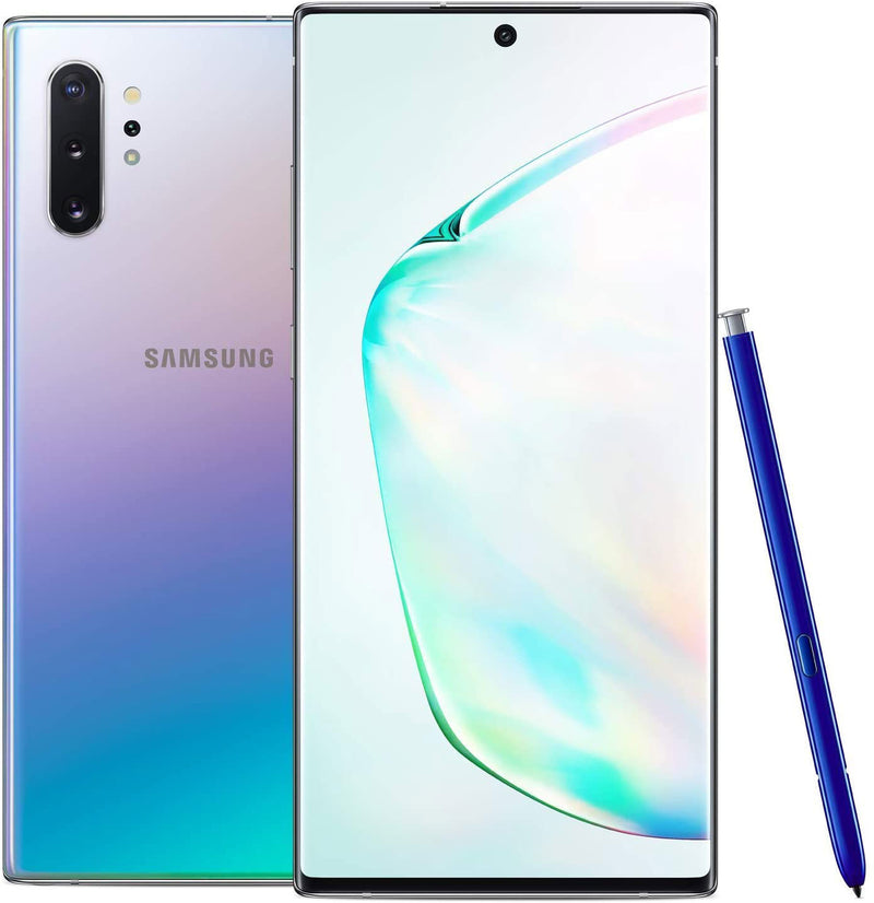 SAMSUNG - Galaxy Note 10+ (12G/256G) + FREE Back Cover & Screen Protector