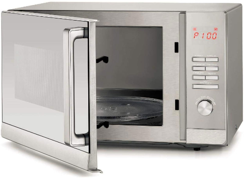 Black & Decker - Lifestyle Microwave Oven With Grill Mirror (30L) (β)