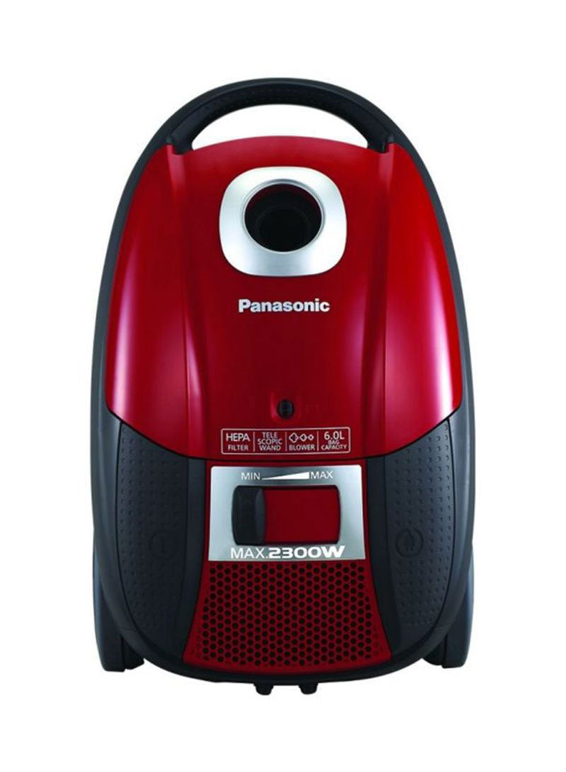 Panasonic - Bagged Vacuum Cleaner (2300W)