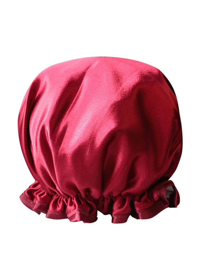 Satin Cap For Short & Medium Long Hair (β)