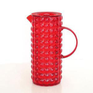 Guzzini - Tiffany Pitcher 1.75 Liter Red (β)