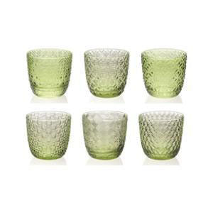 IVV - Sixties Tumbler 310ml Green Set of 6 Pieces (β)