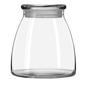 Libbey - Vibe Glass Storage Jars 1.8 liter (β)