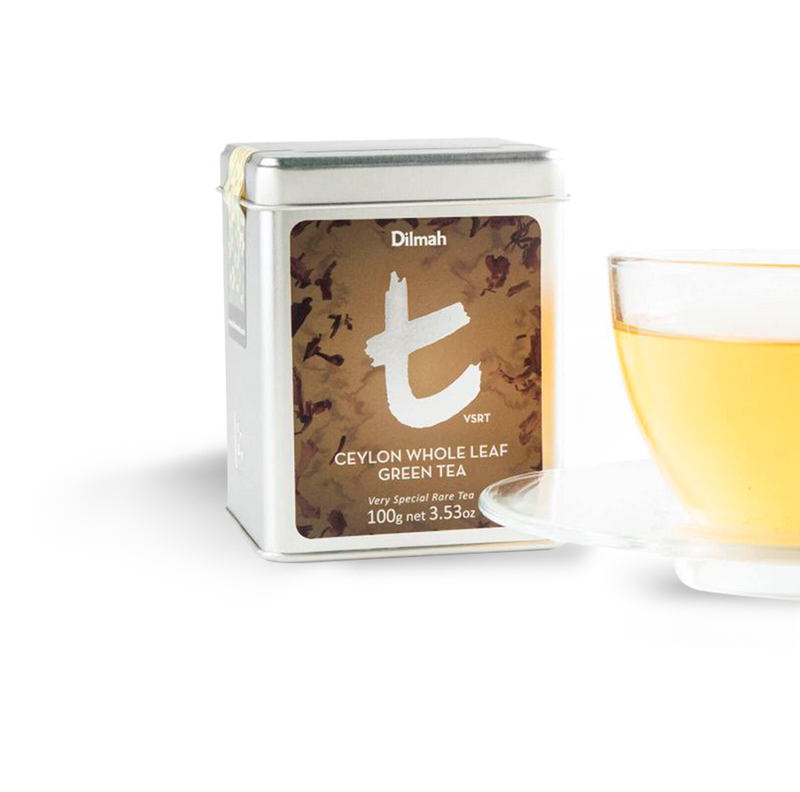 Dilmah - t Ceylon Whole Leaf Green Tea (β)