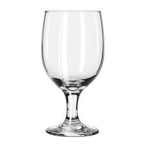 Libbey - Water Goblet Glass 340ml Set of 6 (β)