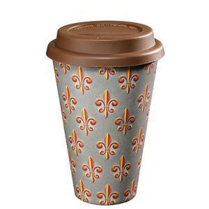Kuchenprofi - French Lily Coffee To Go Mug (β)
