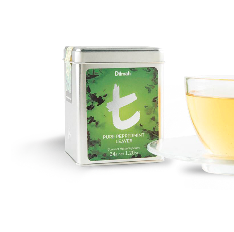 Dilmah - T Pure Peppermint Leaves Herbal Infusion (β)