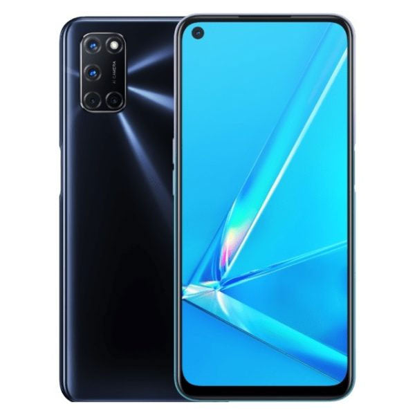 Oppo - A92 2020 (8 GB Ram + 128 GB Rom) + FREE Back Cover & Screen Protector