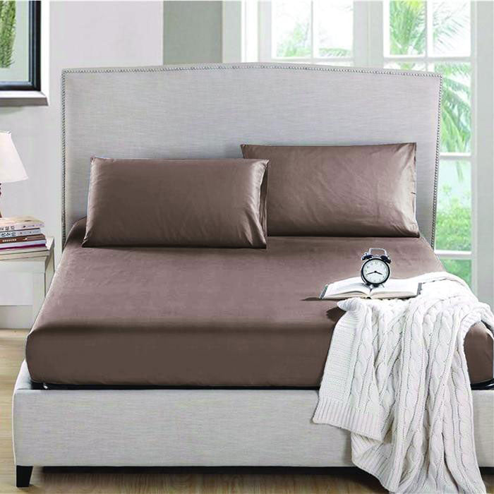 Nova - Fitted Sheet Microbasic (Twin - 2 Pcs)