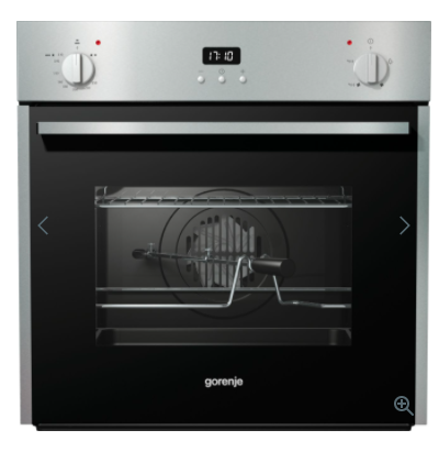 Gorenje - Built-in single oven (Stainless Steel / 2,200W)