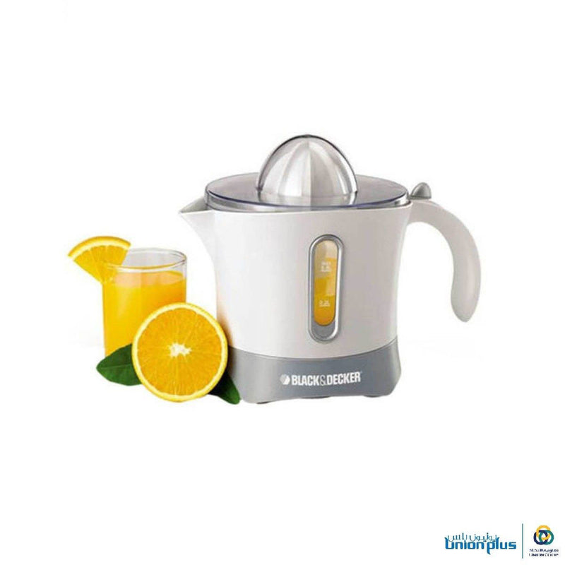 Black & Decker - Juice Extractor ( 300W - 500Ml) (β)