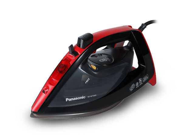 Panasonic - Optimal Care Steam Iron (2600W)