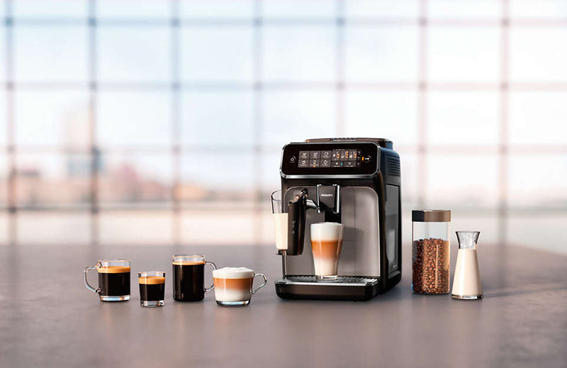 Philips - Fully Automatic Espresso Machine Series 3200 (1.8 Water Tank Capacity)
