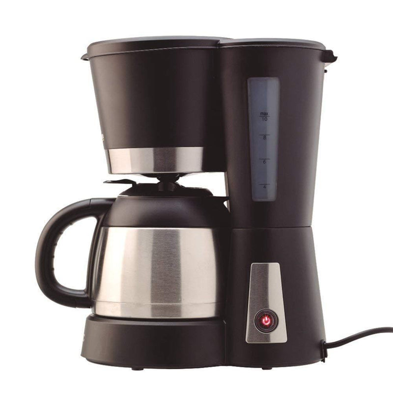 Solac - Coffee Machine (Stainless Steel / 10 Cups / 800W) (β)