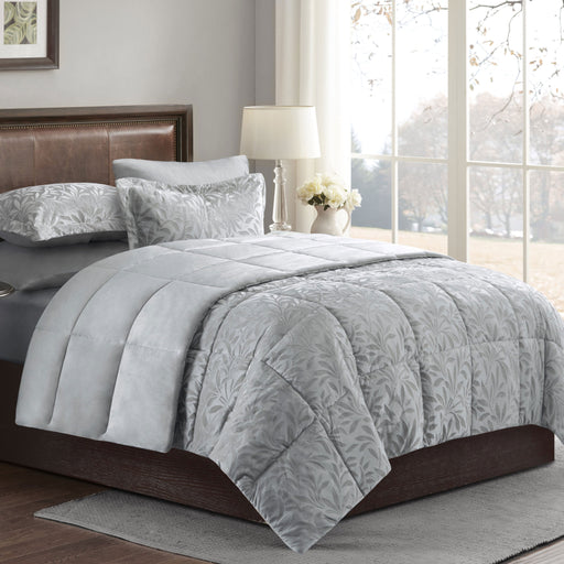 Nova - Leaves Comforter 6 Pcs Set