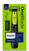 Philips - Oneblade Cordless Shaver (2 Attachments)
