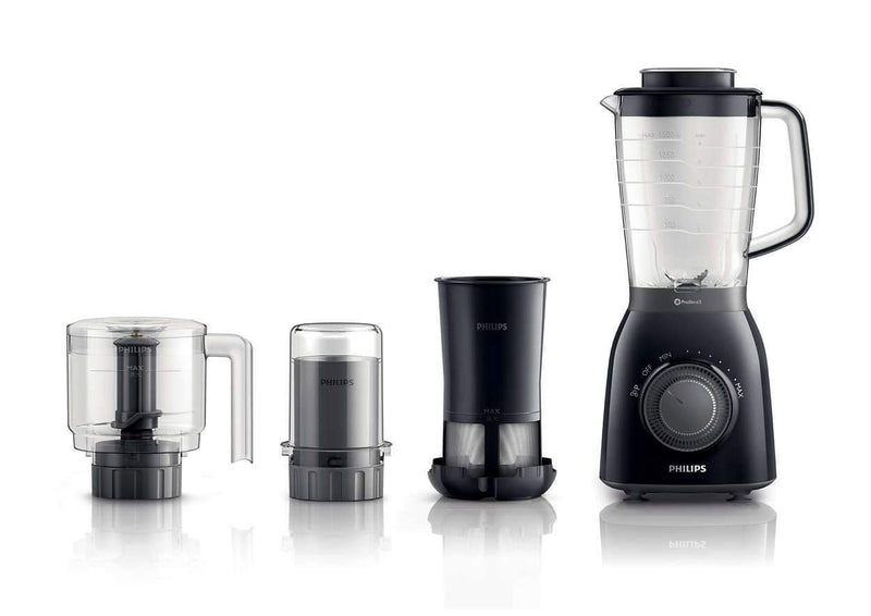 PHILIPS - Blender (600W / 2L) With Metal Mill & Chopper