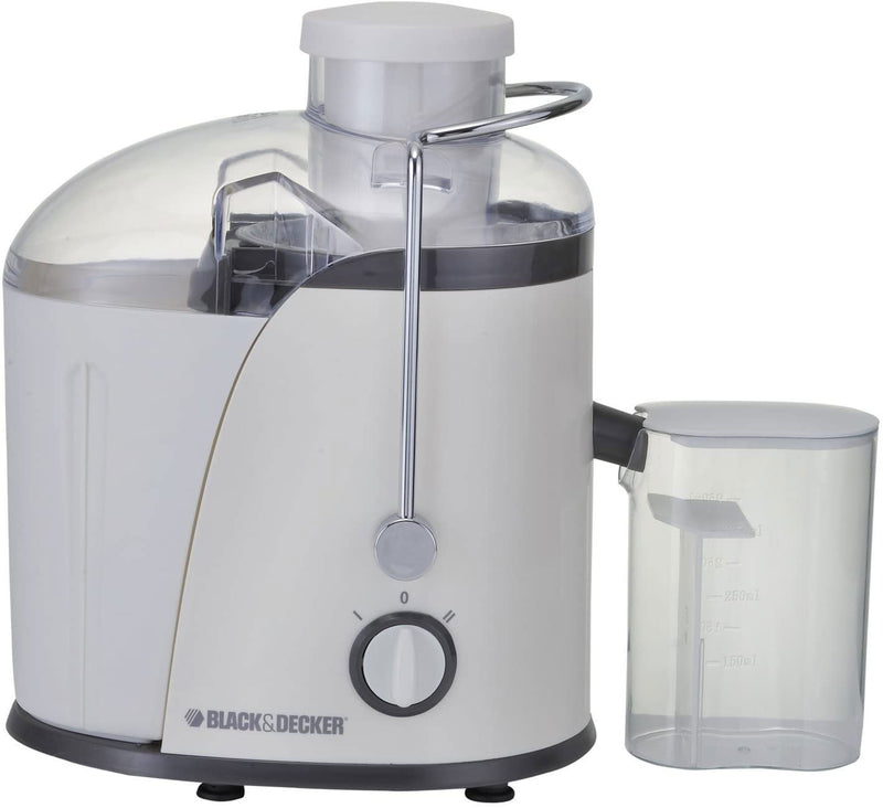 Black & Decker - Juice Extractor With Wide Chute (400W) (β)
