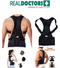 Real Doctors - Posture Support Brace for Back Pain (β)