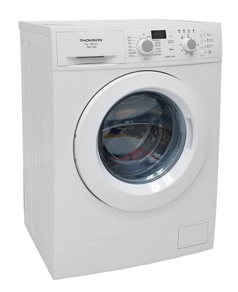 Thomson - Washing Machine ( 1000 Rpm - 15 Washing Programs)
