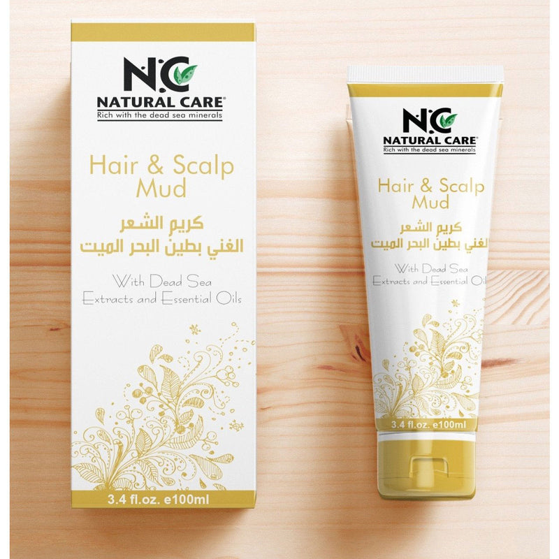NC - Dead Sea Hair & Scalp Mud
