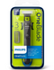 Philips - Oneblade Cordless Shaver (3 Attachments)