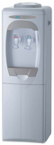 Midea - Water Dispenser With Cabinet (White)