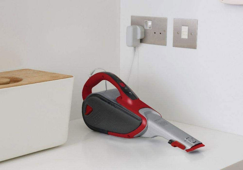 Black & Decker - Lithium Ion Battery Vacuum Cleaner with Cyclonic Action (16.2 Wh - 10.8V) (β)