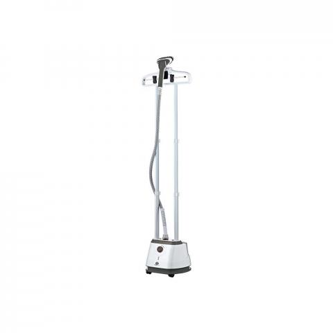 Home Electric - Garment Steamer (1960W / White and Grey) (β)