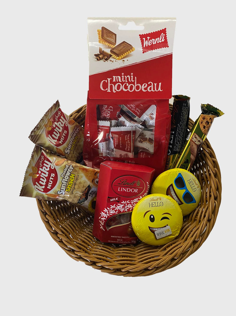 Christmas Gift Basket (Small)