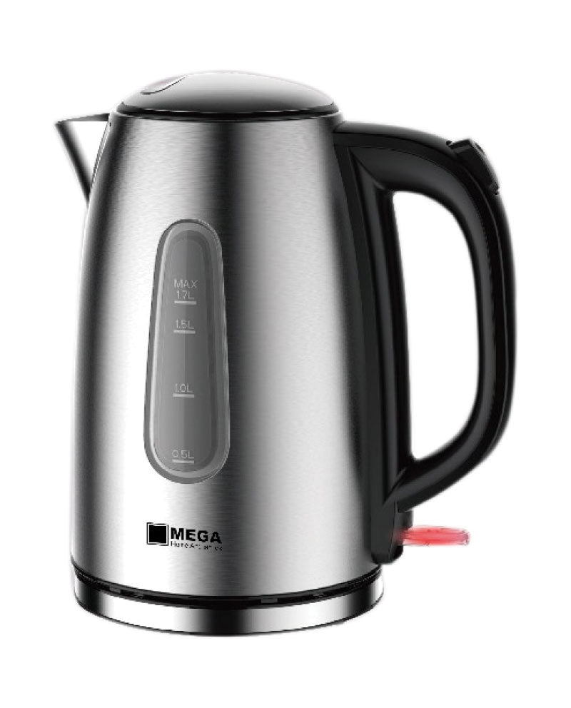 Mega Hardware - Stainless Steel Kettle (β)