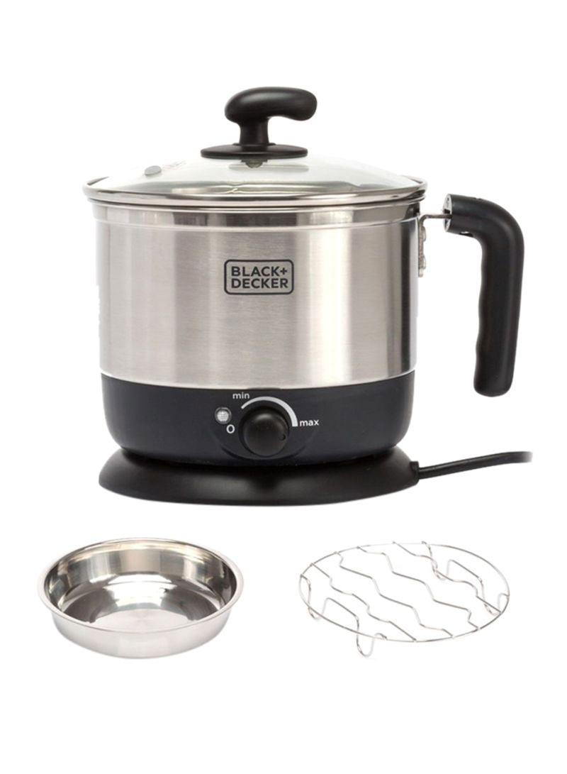 Black & Decker - Multi Utility cooking Kettle (1L) (β)