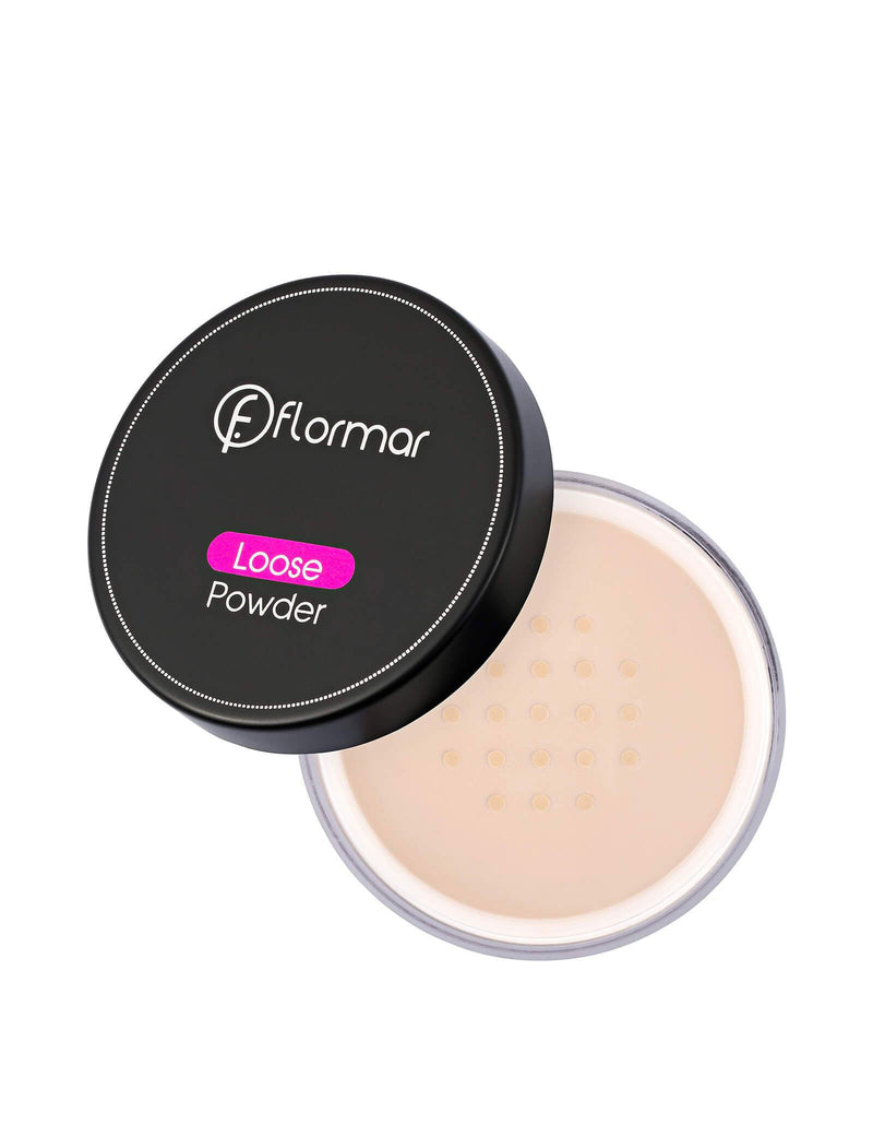 Flormar - Loose powder  - بودرة حرة